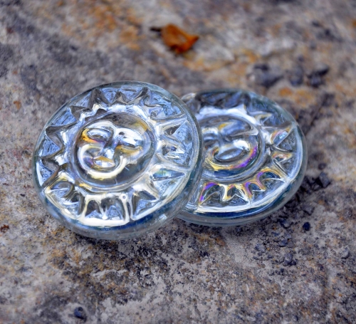 Live Life Solid Sun Tokens