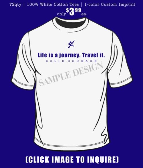 Fundraiser Giving Loop T-shirt